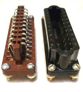 Connecteur-20-Broches-Male-Femelle-Argent-sovietique-URSS-militaire-Super-Qualite-20x3A
