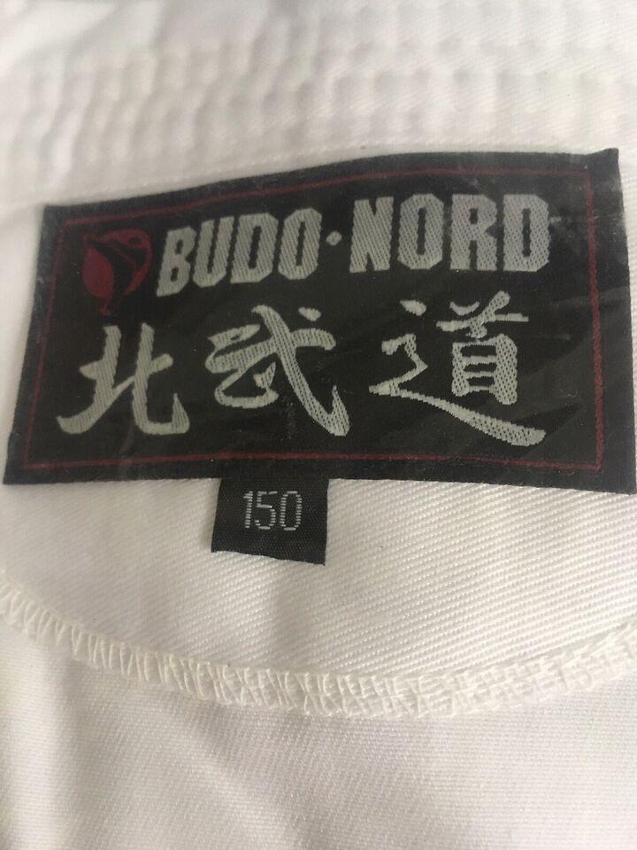 Karatedragt, Gi, Budo Nord