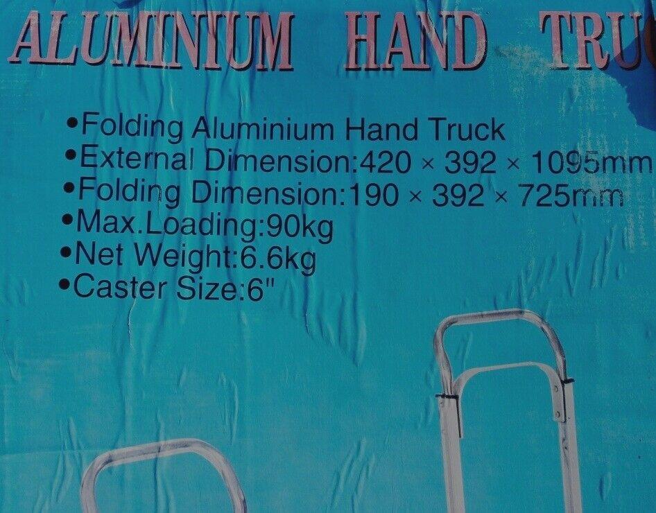 Sammenklappelig Bagagesækkevogn, Hand Truck