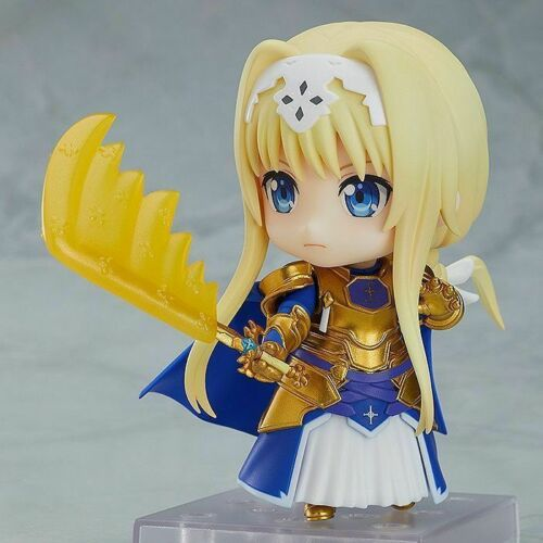SWORD ART ONLINE ALICIZATION Alice Synthesis Thirty Nendoroid Action Figure
