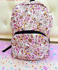 Hello Kitty Travel Big Foldable Waterproof Backpack Bag KK829