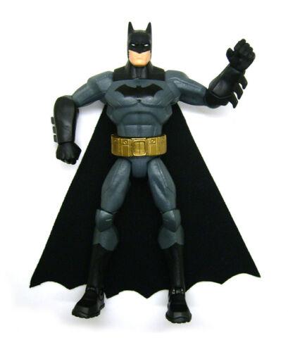DC Universe Total Heroes Justice League Batman Gray Loose Action Figure
