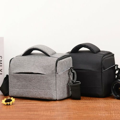 Cámara SLR cámara Digital SLR D bolsa impermeable al aire libr De Hombro Bolsa De Fotografía