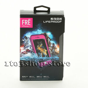 LifeProof-FRE-Water-Dust-Proof-Hard-Case-for-iPhone-7-4-7-034-Pink-Teal-Purple-NEW