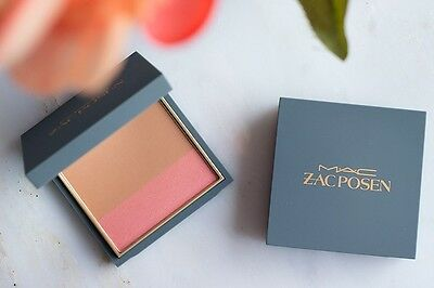 MAC Zac Posen powder blush new in box size 0.35 oz haute contour