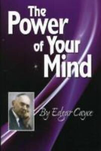 Your-Mind-Power-by-Edgar-Cayce-Softcover-2010-Preowned-Book
