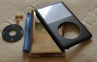 iPod (Black)Classic 6th Gen 120GB Front&Back Cover+Click Wheel