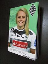 68201 Kerstin Bogenschütz Mönchengladbach Damen orig. signiertes Autogrammfoto
