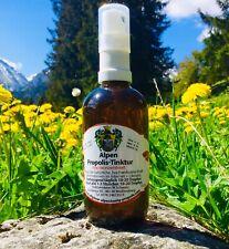 ???? Propolis Spray 100ml hochkonzentriert Alpen Tinktur Lösung Allgäuer Imker ❤️
