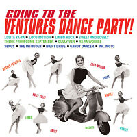 The Ventures – Going To The Ventures' Dance Party CD