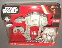 Star Wars At-at Walker U-command Remote Control R/c Vehicle W Lights & Sounds