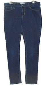 Denizen-Levi-039-s-Modern-Super-Skinny-Stretch-Knit-Jegging-Blue-Jeans-Size-8-M