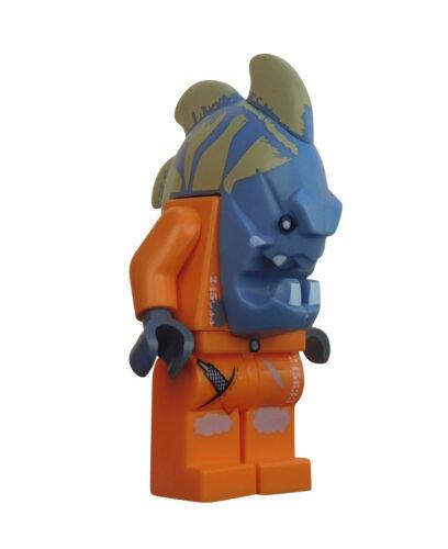 LEGO SPACE POLICE jawson alieno Mini Personaggio LEGO personaggio personaggio minifig sp113 NUOVO