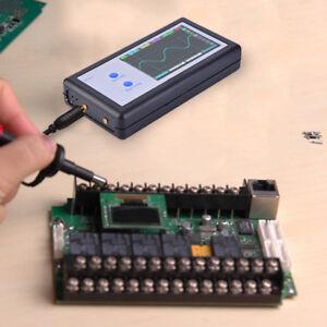 Portable 12bit Mini ARM Pocket Handheld Digital Storage Oscilloscope