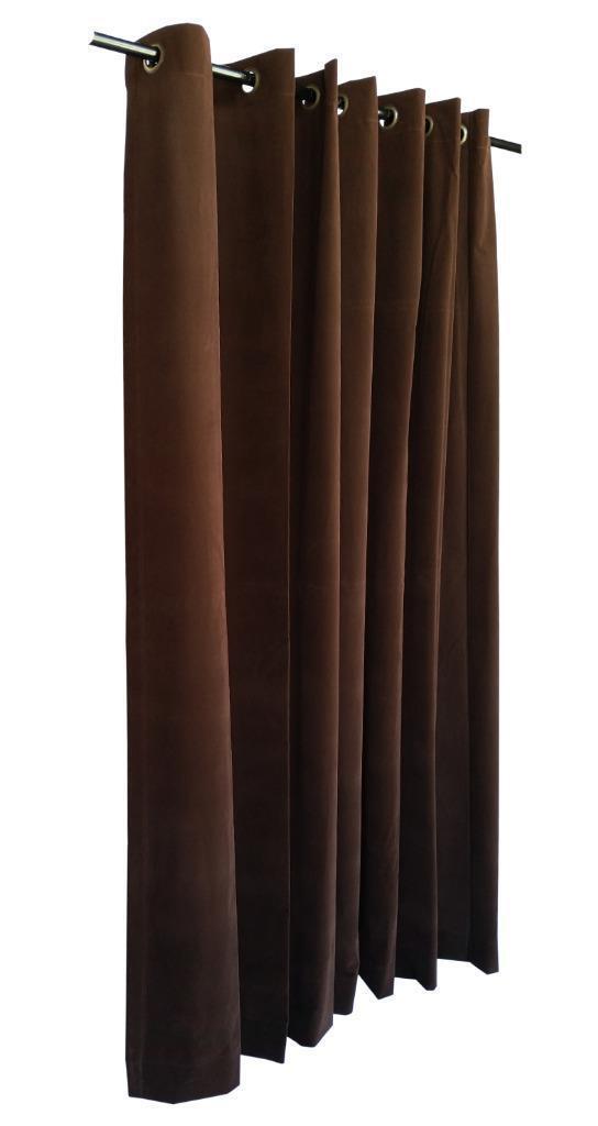 Braun 213cm Hoch Samt Vorhang Tafell m m m Dichtkörper Oberen Ösen Jalousie System | Zürich Online Shop  2bf419