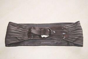 Ceinture-marron-neuve-75-cm-en-vachette-veritable-marque-Julia-etiquetee-a-179