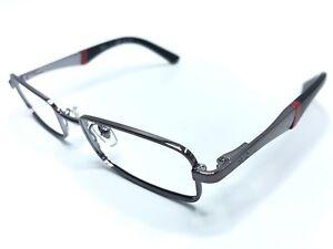 7687eea87e06 Ray Ban Kid s Eyeglass Frames RB1025 4008 45mm Silver Black Red ...