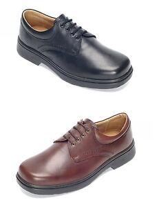 Homme-DB-Shoes-Shannon-Lacet-Extra-Large-Chaussures-Largeur-4E-6E