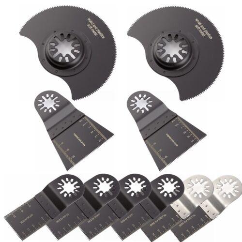 Oscillating Multi Tools Saw Blades For Fein Multimaster Bosch Milwaukee PK10