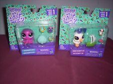 Littlest Pet Shop Pet Pair Hasbro C1171 Octopi