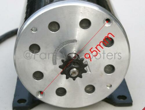 Unite 1000W 48V  DC REVERSIBLE Electric Motor MY1020 with Mounting Bracket