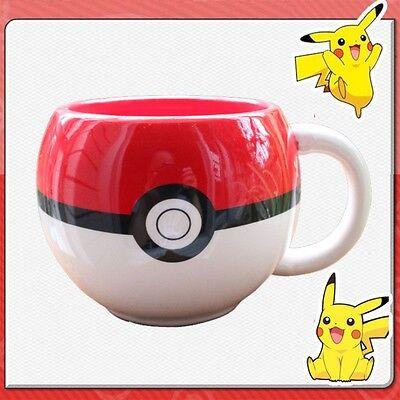 Pokemon GO Coffee Mug Pikachu Pokeball Cup Game Pocket Monsters DIY Tool Gifts