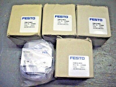 Festo FRM-D-MIDI Bloque de distribución Módulo ramificado 16 bar 170685 X743