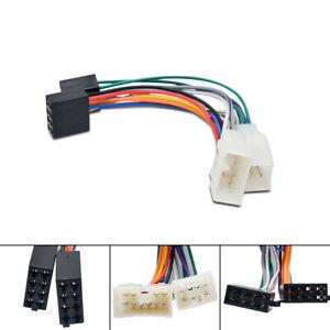 Toyota-Corolla-Iso-Radio-Audio-Arnes-Adaptador-Conector-de-Cables-16-Pin