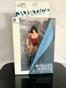 "Wonder Woman Action Figure 6.75/"" DC Collectibles Justic League New 52"