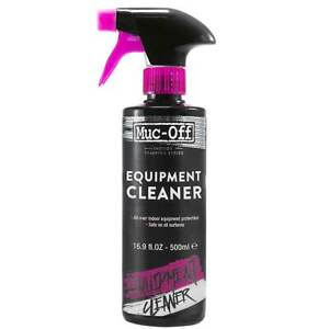 Muc-Off Equipment Cleaner and Sanitizer 16.9 FL OZ - 500ml