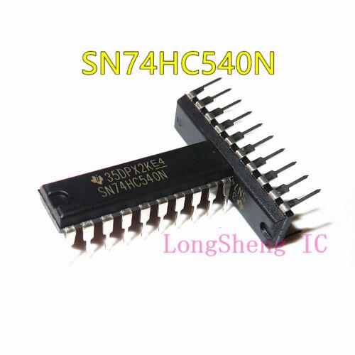 10PCS SN74HC540N New Best Offer IC INVERTER 8-INPUT 20DIP new