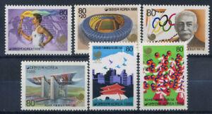 AgréAble Corea Del Sud 1988 Nuovo ** 100% Sport, Giochi Olimpici Ventes Pas ChèRes 50%