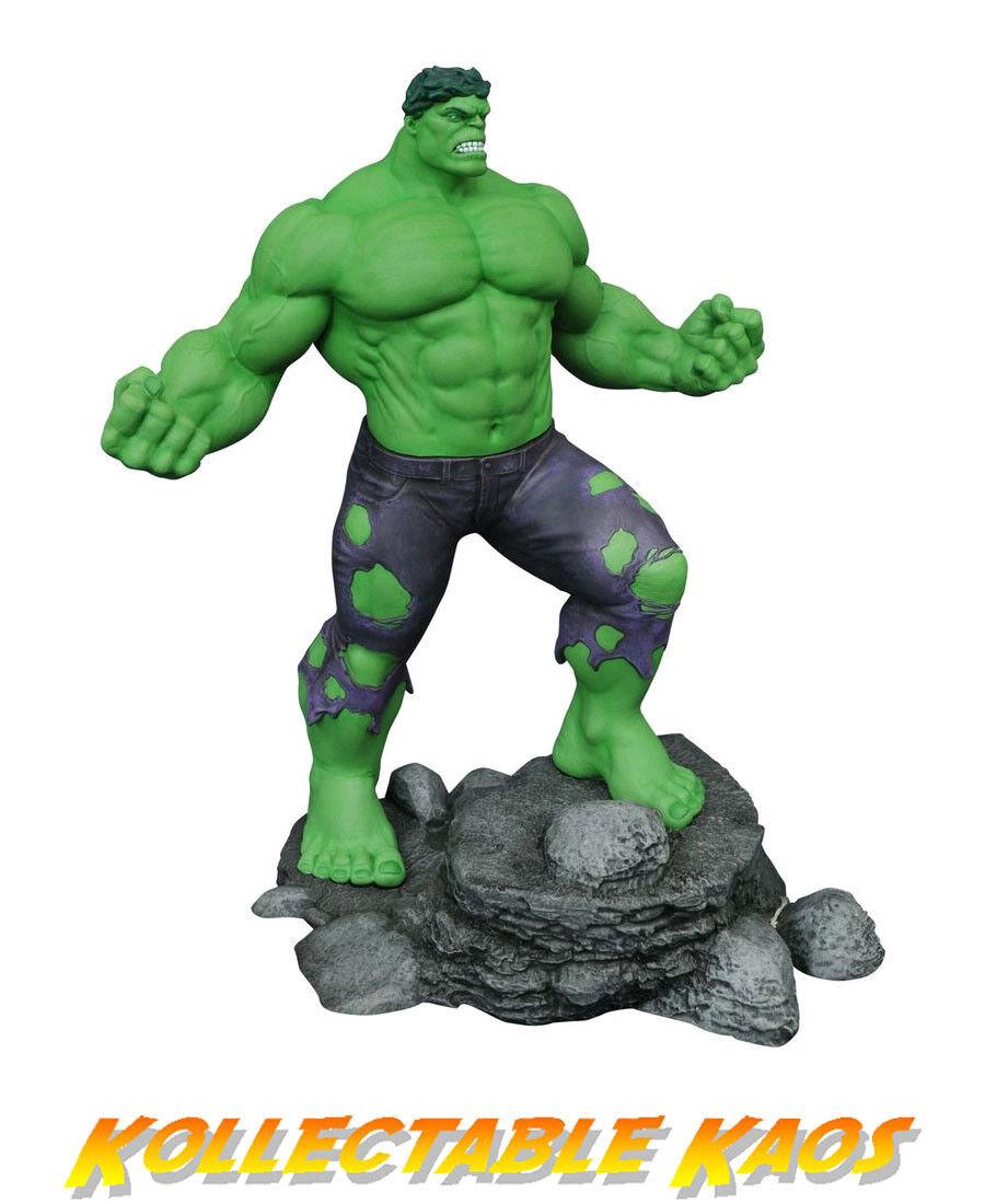 El Increíble Hulk-Hulk Marvel galería estatua de 27.5cm (11 )