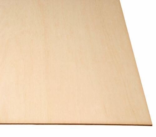 Laserwood Baltic Contreplaqué Bouleau 1//8 x 12 x 24 par woodnshop 1 pc