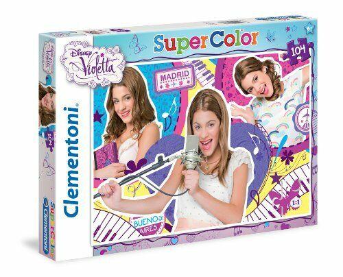 Violetta Disney Puzzle 104 Pezzi Clementoni 27878