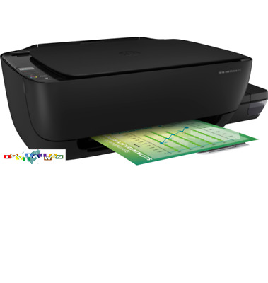 DHL Ship- NEW HP Ink Tank Wireless 415 Photo and Doc All-in-One Printer +  Inkset 650728646280 | eBay