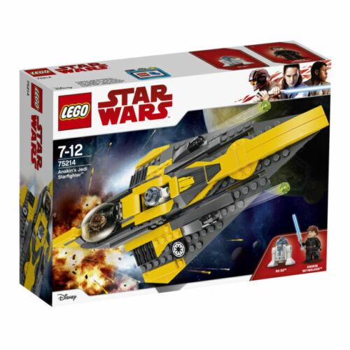 75214 Lego Star Wars Anakin/'s Jedi Starfighter