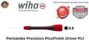 Wiha-26771-PL1-PicoFinish-Precision-Screwdriver-Pentalobe-0-8-For-iPhone-7-8-XS