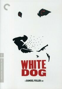 White Dog (Criterion Collection) - NEW DVD, Rare, Out of Print, Fast Shipping!