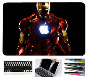 new style 361a2 0e743 Details about Rubberized Matte Hard Case Cover Skin Set Macbook Pro / Air  11 12 13 15