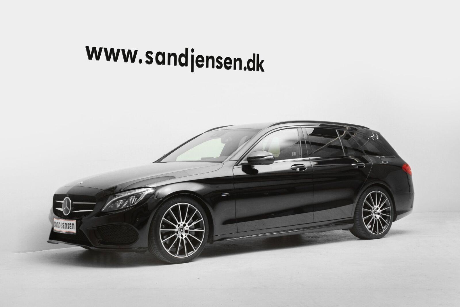Mercedes C350 e 2,0 AMG Line stc. aut. 5d