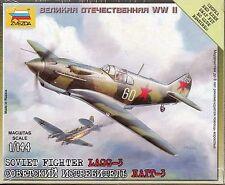 Zvezda 1/144 Soviet Fighter LAGG-3 Z6118