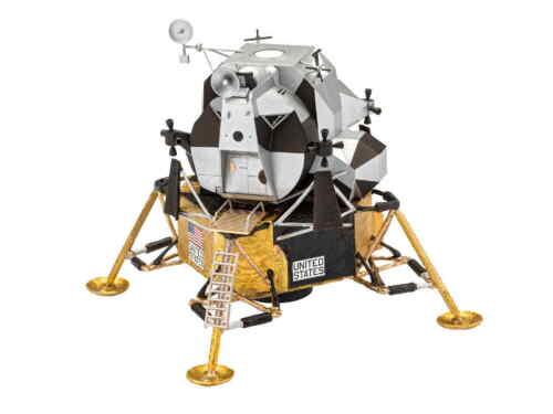 Revell 03701 Apollo 11 Lunar Module Eagle Level 4 1:48 NEU//OVP
