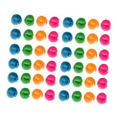 48 Pieces Assorted Bobbin Clamps Clips Spool Thread Hugger for DIY Sewing Quilting Embroidery
