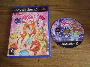 PLAYSTATION PS2 WINX CLUB NO MANUAL EXCELLENT DISC - Harwich, United Kingdom - PLAYSTATION PS2 WINX CLUB NO MANUAL EXCELLENT DISC - Harwich, United Kingdom