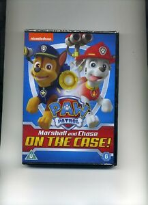 Details about PAW PATROL - MARSHALL AND CHASE - ON THE CASE! - NEW DVD!!