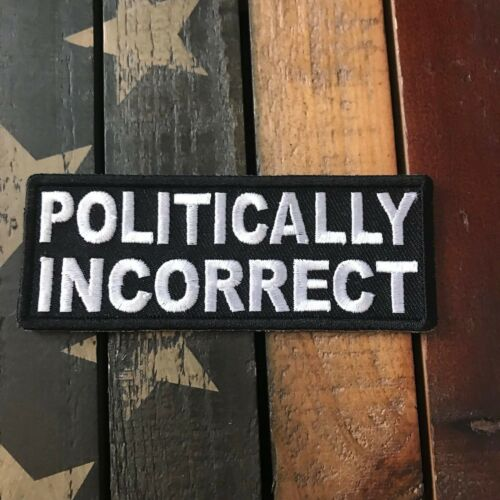 Politically Incorrect Patch