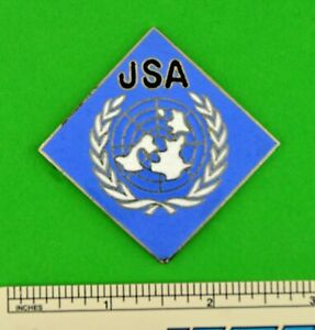 United-Nations-Joint-Security-Area-Panmunjom-Korea-Badge-Insignia-UN-JSA-Pin-DMZ