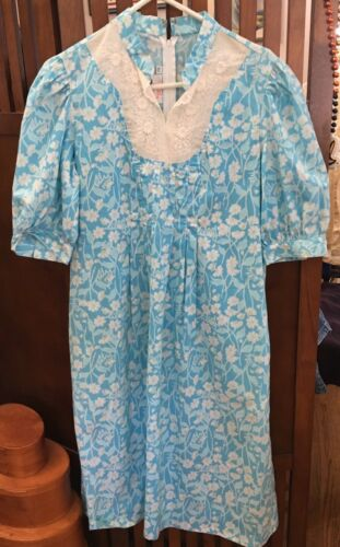 Vintage 60's (?) Lilly Pulitzer THE LILLY Dress Ca