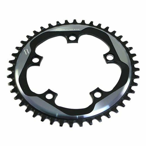 BCD 110mm SRAM FORCE CX1 CycleCross X-Sync Chainring 44T 1 x 11 Speed